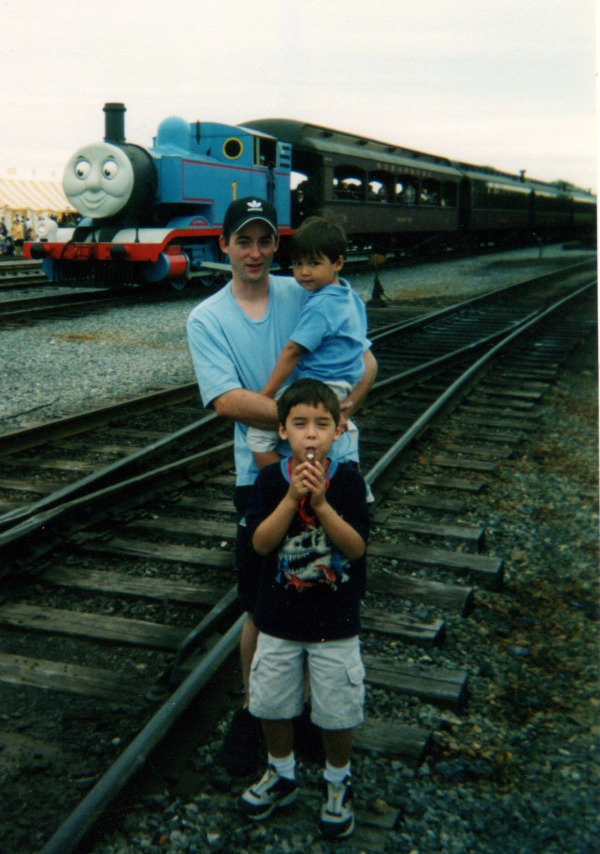 Thomas the Tank Engine at Strasburg Rail Road