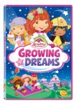 Review and Giveaway! Strawberry Shortcake: Growing Up Dreams