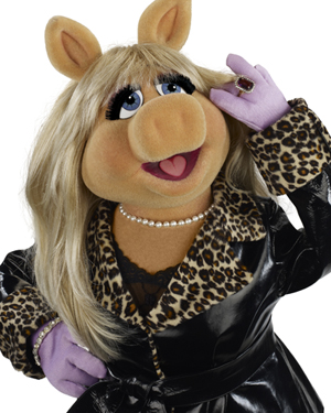 miss piggy fashion diva