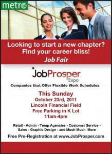 Philly JobProsper JobFair Flyer 218x300 Philly JobProsper JobFair Flyer