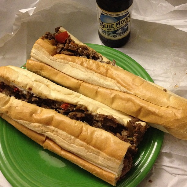 capriottis cheesesteak