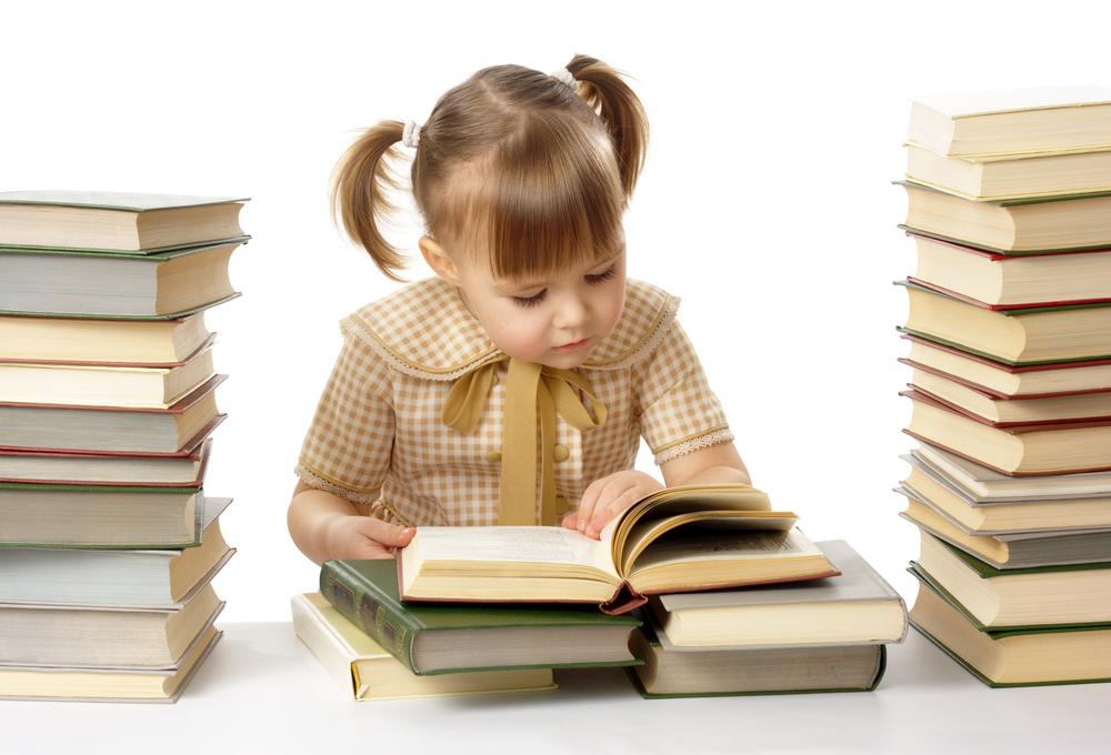 ребенок ищет рифму к слову