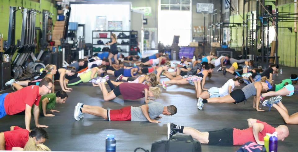 CrossFit Riverfront free class