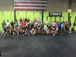 Community WOD at CrossFit Riverfront