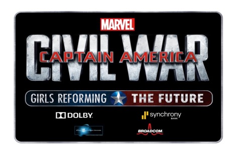 civil war: girls reforming the future