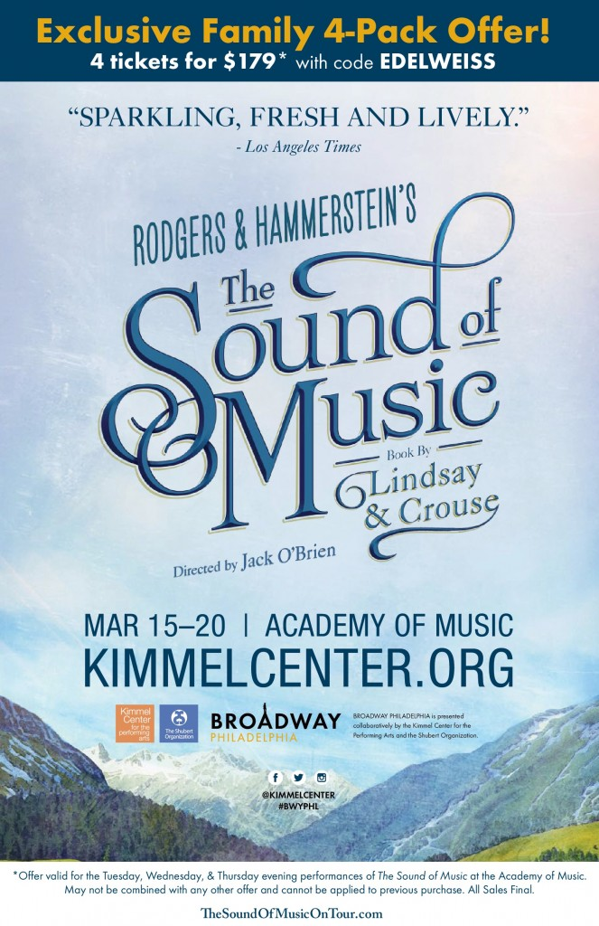 Sound of Music Philly