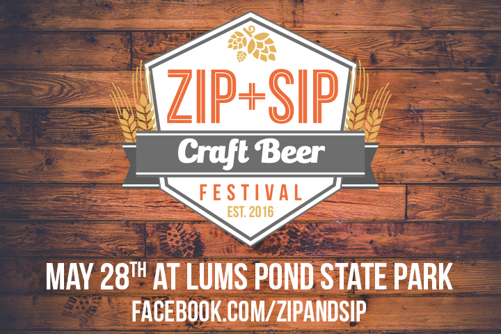 zip + sip craft beer festival