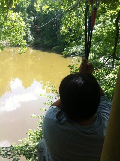 go ape ziplining