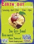 Earth Day at Newark Natural Foods