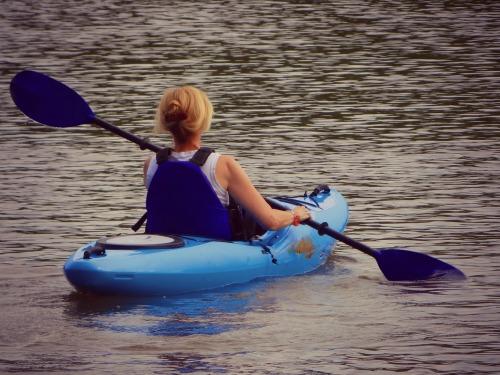 Delaware kayaking