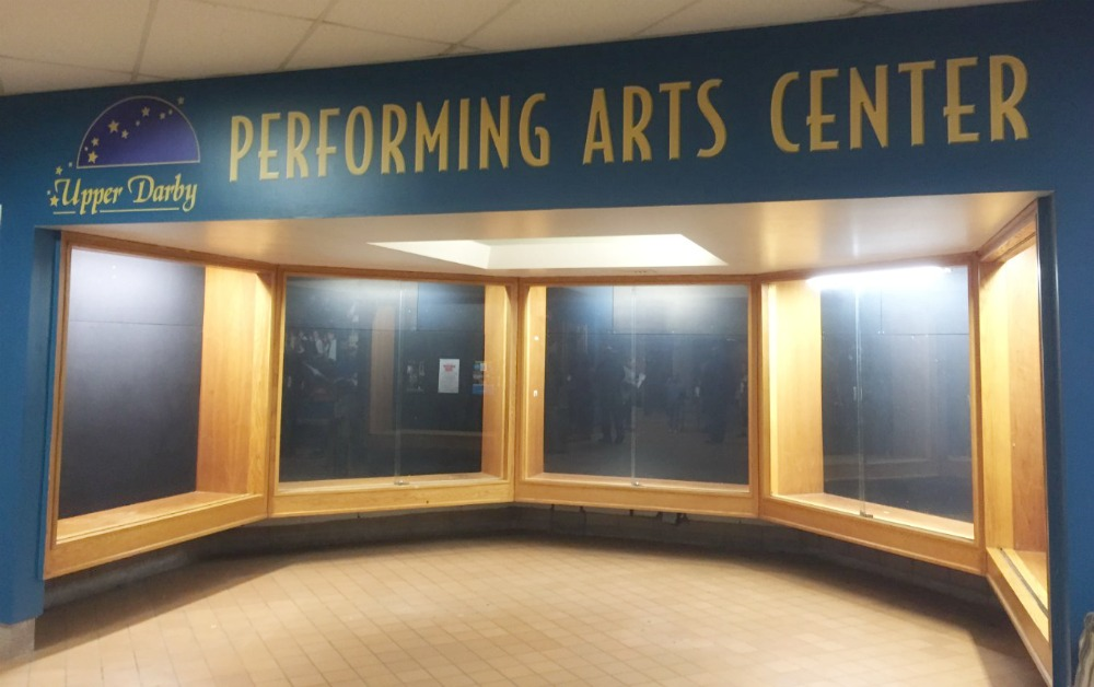 upper darby performing arts center
