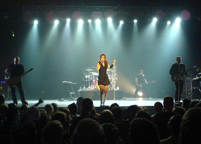 Garbage Shirley Manson live