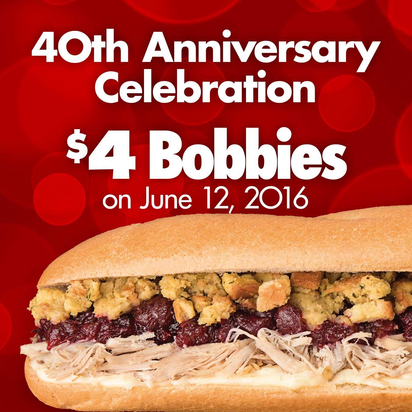 $4 Bobbie