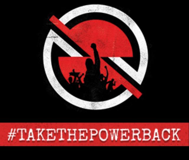 #takethepowerback