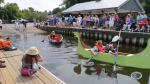 Must See: Recycled Cardboard Boat Regatta August 6th