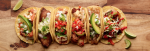 BOGO Tacos for October Taco Tuesdays at California Tortilla