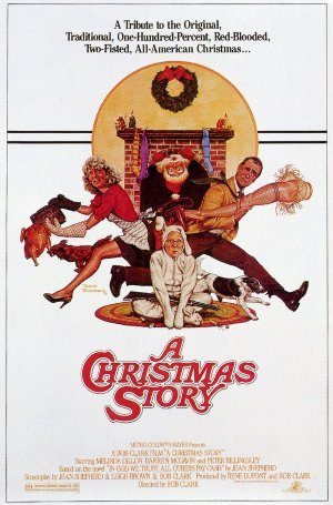 a christmas story film_poster