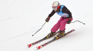 Get Outside! Fourth and Fifth Graders Ski for Free in PA