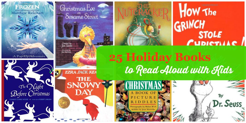 best read aloud christmas books
