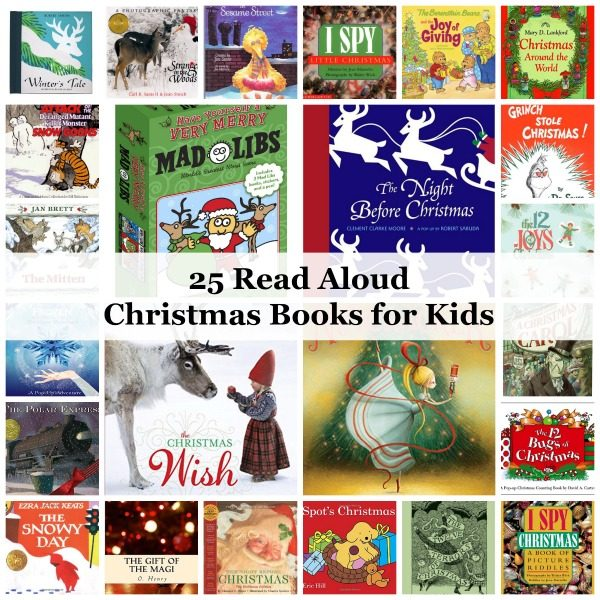 best read aloud christmas books - Best Christmas Books